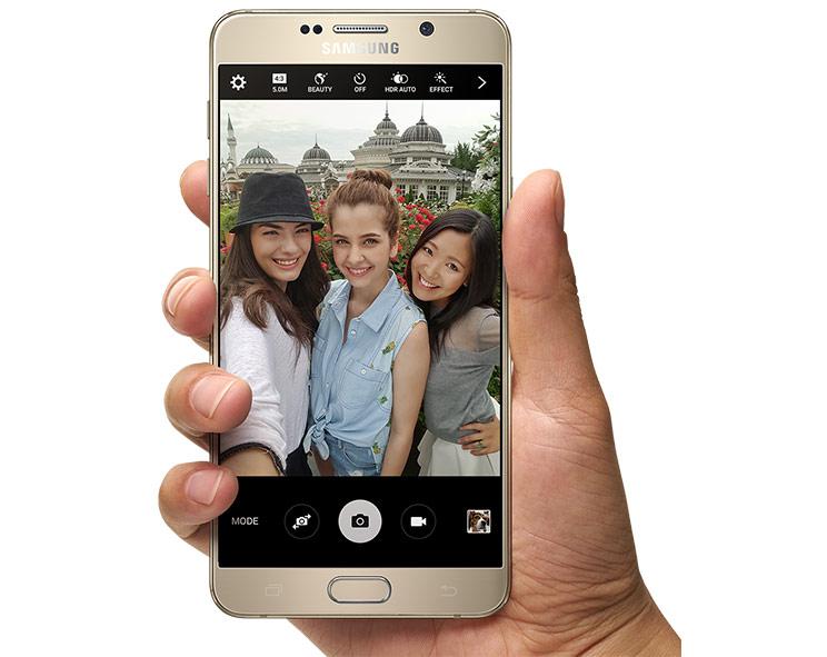 טלפון סלולרי Samsung Galaxy Note 5 SM-N920C 32GB