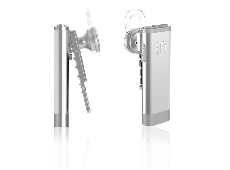 Clip&Talk Aluminium