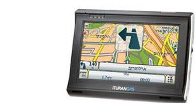 איתוראן GPS430: כולל שירותי דרך