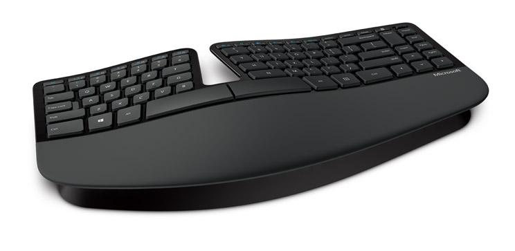 Microsoft Sculpt Ergonomic Desktop L5V-00014