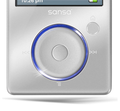 Sansa Fuze: מתחרה שפוי ל- iPod