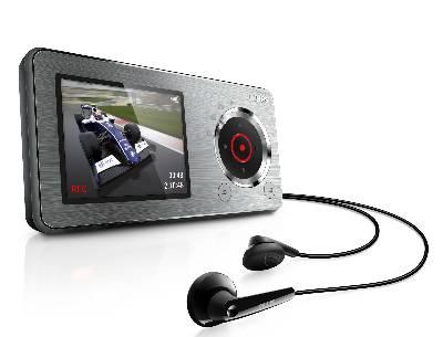 Philips GoGear Cam