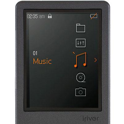 iRiver E150 : פשוט וטוב