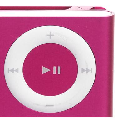iPod Shffle: מינימליסטי
