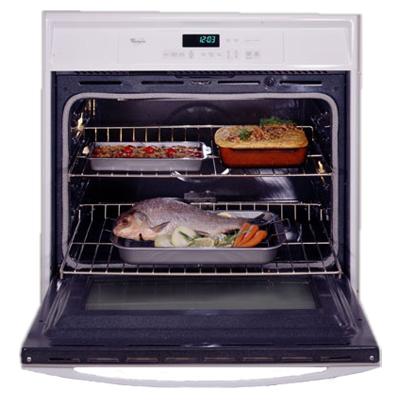 טורבו אקטיבי לבישול במקביל של שתיים-שלוש תבניות עם סוגי מזון שונים