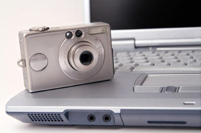 בדחיסה בפורמט JPEG ההורדה למחשב מהירה יותר