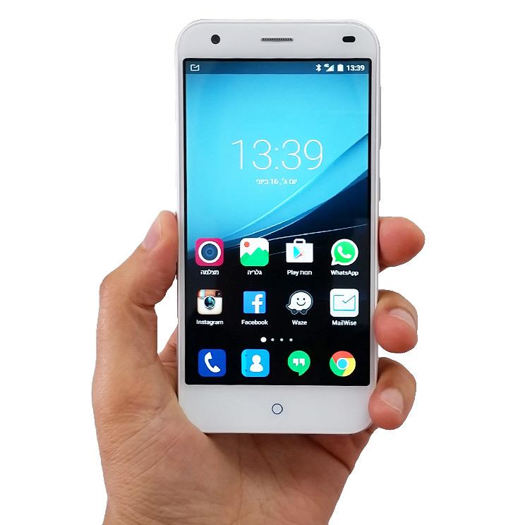 טלפון סלולרי ZTE Blade S6