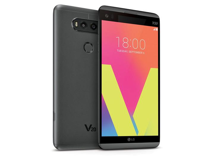 טלפון סלולרי LG V20 64GB H990