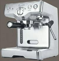 מכונות קפה שעשויות מתכת איכותית כנירוסטה ופלדה לרוב עמידות יותר