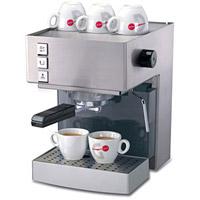 """""""מכונת קפה חצי אוטומטית. תהליך הלימוד מהיר ומידת הנוחות וקלות השימוש  היא ברמה בינונית"""""""