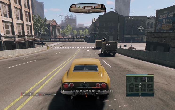 משחק מחשב Mafia III