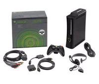 גרסת Elite, הגרסה היקרה מבין השלוש. בצבע שחור, דיסק קשיח בנפח GB120 וכבל HDMI