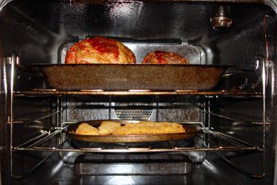 טורבו אקטיבי לבישול במקביל של סוגי מזון שונים