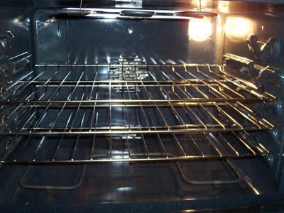בחרו תנור בנפח פנימי שיתאים לצרכים שלכם
