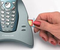 דגמים נבחרים קוראים כרטיס sim וכך ניתן להעביר מספרים בקלות הסלולרי לאלחוטי