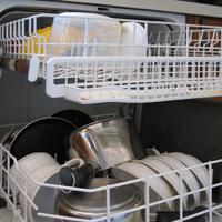 תכנית רגילה מיועדת לשימוש יום יומי לניקוי כלים ברמת לכלוך רגילה