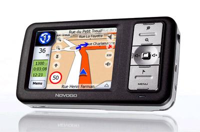 Novgo T700 הוא מכשיר ניווט נטו