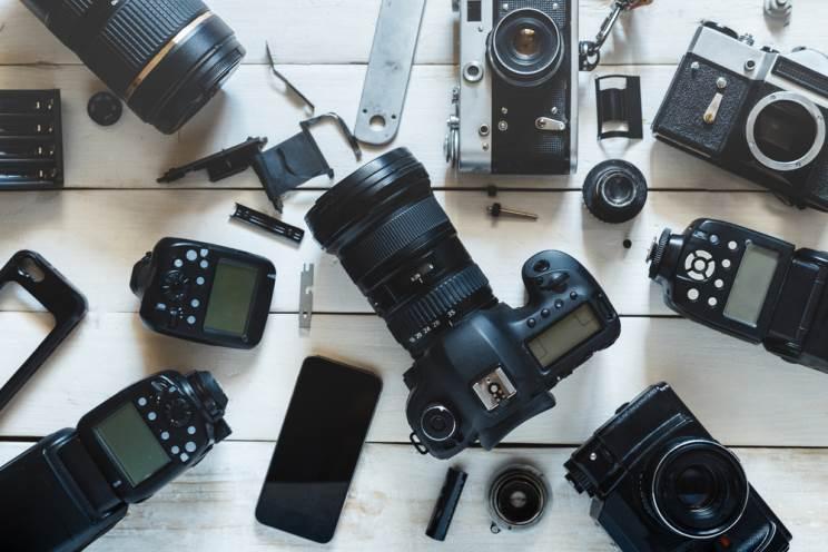 איך לבחור מצלמה