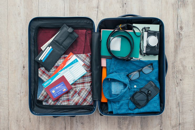 איך לבחור מזוודה