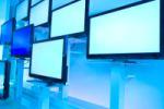 איך לבדוק מסך טלוויזיה בחנות