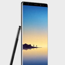 Galaxy Note 8: בול פגיעה