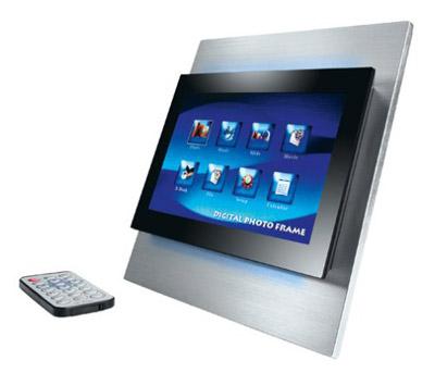 Toshiba DPF7XSE: מסגרת מנהלים