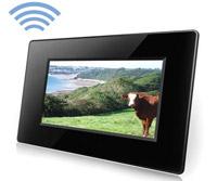 קישורית wi-fi, שקיימת בדגמים מתקדמים ויקרים, מאפשרת העברה של קבצים באופן אלחוטי דרך הרשת הביתית