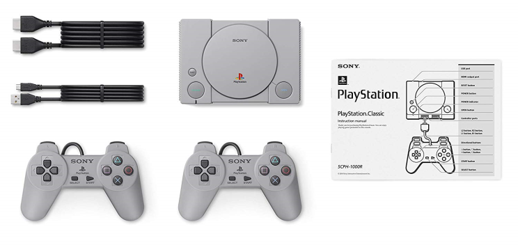 Playstation Classic Sony: רגע של נוסטלגיה