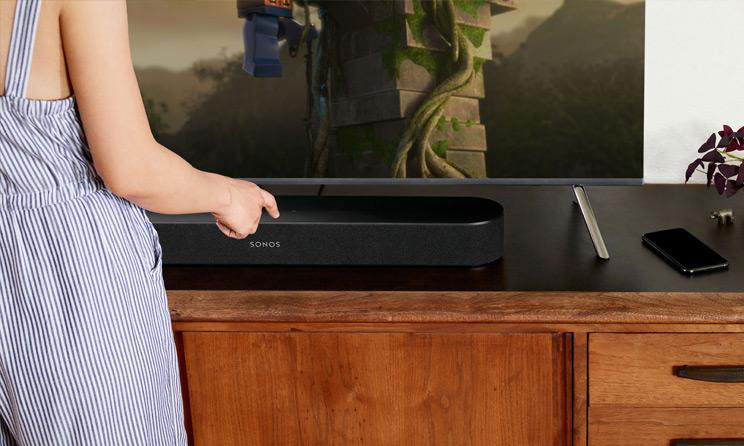 Sonos Beam: הטלוויזיה תודה לכם