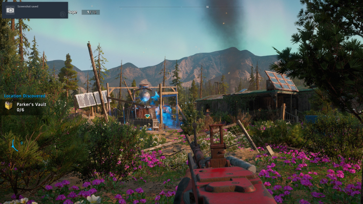 Far Cry New Dawn: אותה גברת בשינוי אדרת