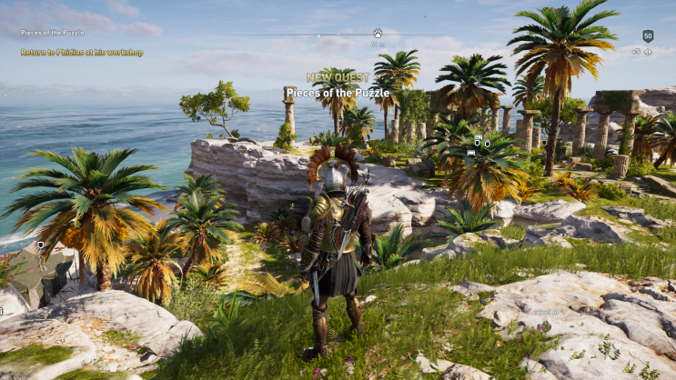 משחק מחשב Assassin's Creed Odyssey