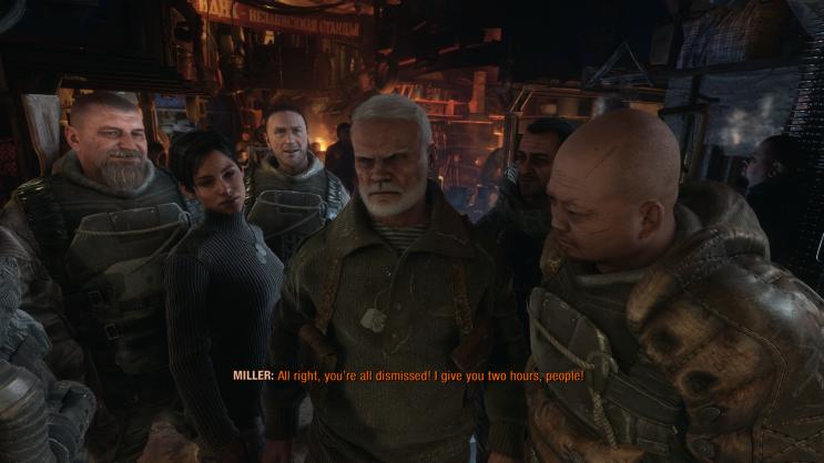 משחק מחשב Metro Exodus