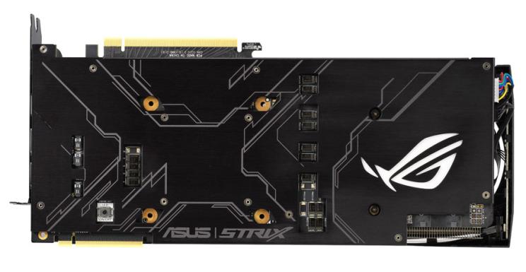Asus ROG Strix GeForce RTX 2080 Ti OC edition 11GB ROG-STRIX-RTX2080TI-O11G-GAMING