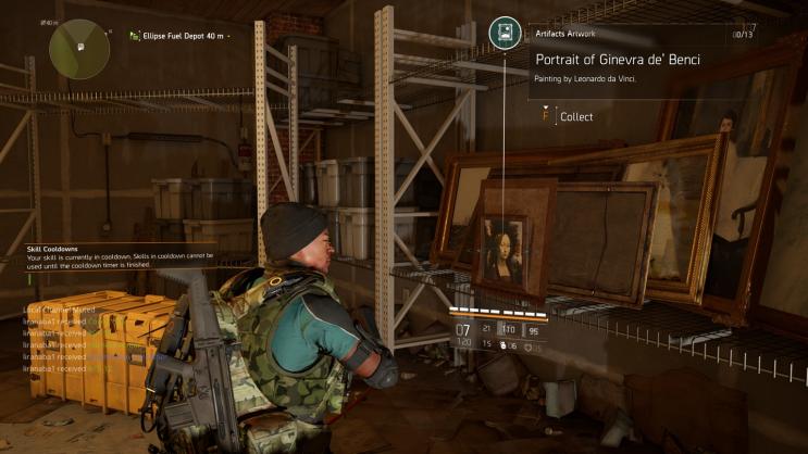 משחק מחשב Tom Clancy's The Division 2