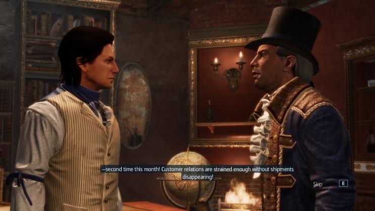 משחק מחשב Assassin's Creed 3 Remastered