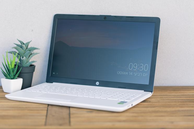 HP 15-da1012nj: לפטופ לעבודה קלה