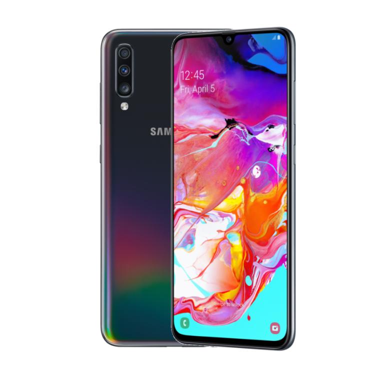 טלפון סלולרי Samsung Galaxy A70 SM-A705F 128GB
