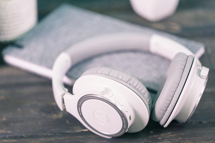 Audio Technica ATH-SR30BT: סוללה שלא נגמרת
