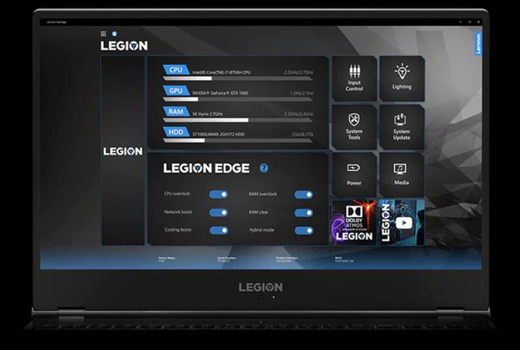 Lenovo Legion Y740-1781UJ004FIV