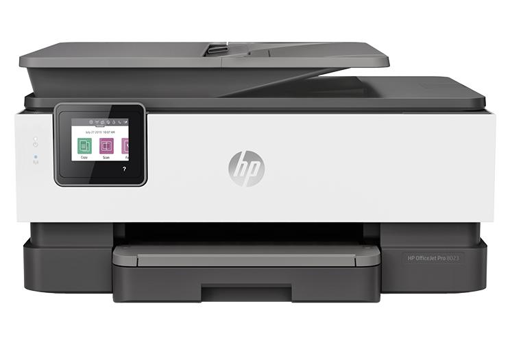 HP Officejet Pro 8023: המשרדית המספקת