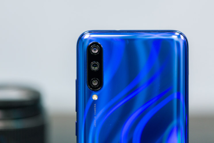 Xiaomi Mi A3: טהור וזול