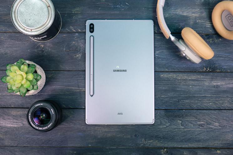 Galaxy Tab S6: חזק ואלגנטי