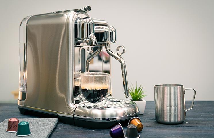 Nespresso Creatista Pro: פינוק משתלם