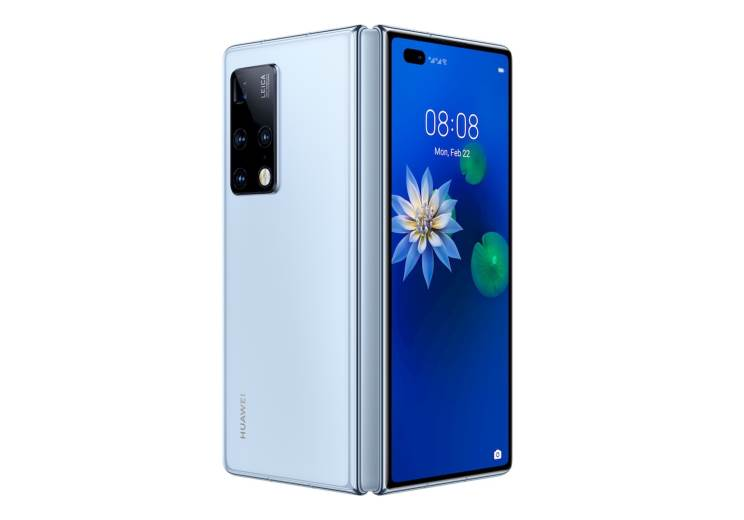 וואווי מציגה את הסמארטפון המתקפל Huawei Mate X2