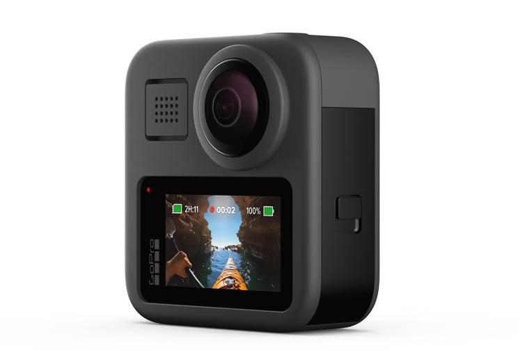 גו-פרו מכריזה על מצלמות ה-GoPro Hero 8 Black ו-GoPro Max