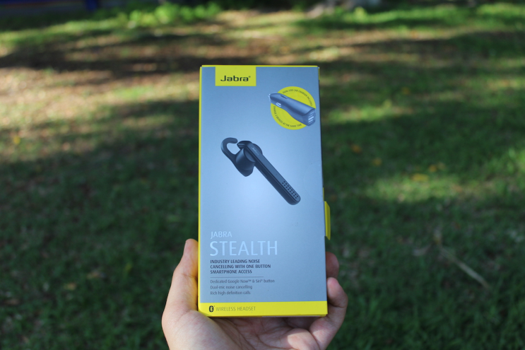 Jabra Stealth Bluetooth