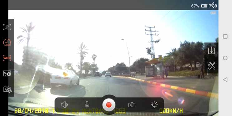 next-base In-Car-Cam 4063