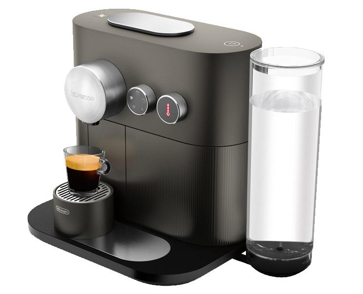 Nespresso Expert&Milk D85/C85