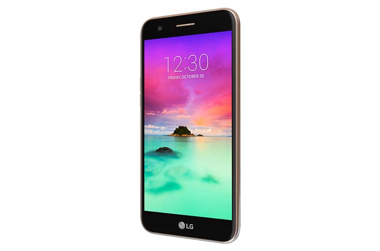 טלפון סלולרי LG K10 M250Y 2017