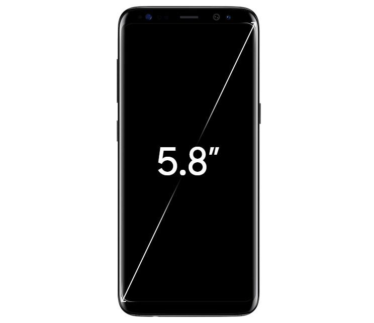 Samsung Galaxy S8: אסתטיקה לפני פרקטיקה